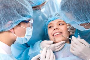 Гемисекция зуба