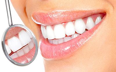 Здоровые зубы - красивая улыбка!